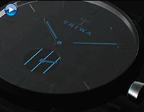 Triwa Watch - Animation