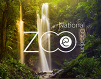 Logo Zoo National d'Abidjan