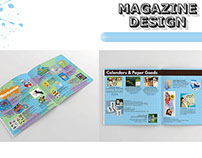 Mock up - Creative Catalog Design