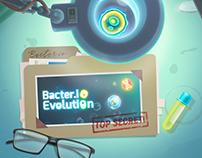 Bacter.io Evolution Game