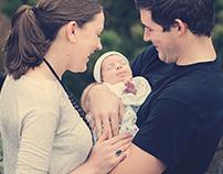 Newborn James