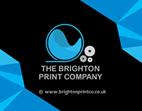 Brighton Print Company - In-House Promotional Material