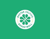 Boston Celtics - Rebranding