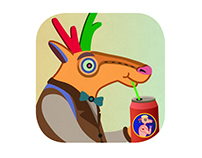 Oh Deer – adventure game project