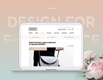 MODMATI - Online store