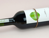 Laudum Nature: Diseño de etiqueta de vino por Invicta