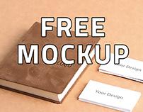 Free Mockup (card)