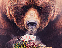 Grizzly Poker