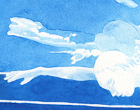 New York Times- Swimmer animation