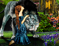 Agnil and the Blue Lion