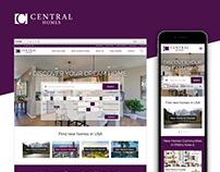 Central Homes real estate company