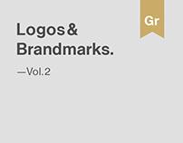 Logos & Brandmarks vol.2