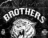 Flyer for BROTHERS