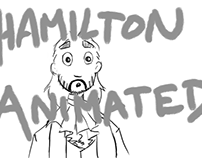 Hamilton Animated - One Last Time