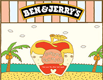BEN & JERRY'S // Bonding Vacation