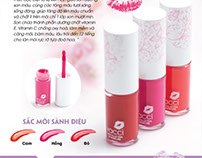 Son Kem Vacci Luxe Collection Lip Manicure