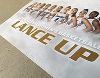 CBU Athletics Winter Posters