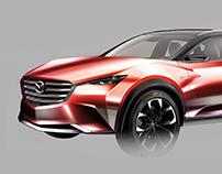 Mazda CX concept
