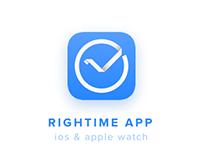 RIGHTIME App