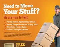 kids summer camp trifold brochure on behance. Black Bedroom Furniture Sets. Home Design Ideas