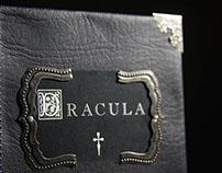 Book Design: Dracula