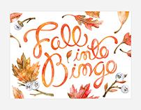 Super Players Club, Seasonal Bingo Newsletter Covers