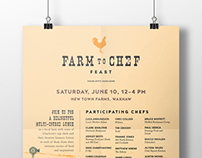 Farm to Chef Feast