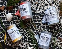 MARINE - Fish canned