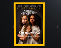 National Geographic - Comercial Revistas