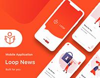 Loop- News Application