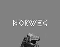 Norweg font
