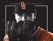 2016 Oklahoma State Baseball Poster