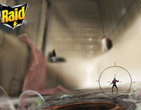 Raid-Antman- Technical piece of film