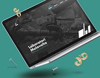 Laboratori Malavolta // Website