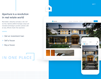 Aperture revolutionizing the real estate world