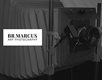 B.R. Marcus Brand Identity