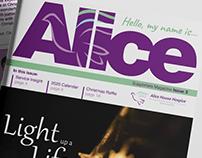 Alice House Hospice Magazine #2