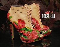 SHOES - CORAL LILI