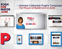 Pugh For Mayor of Baltimore: Campaign Website