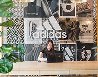Adidas Chicago Showroom