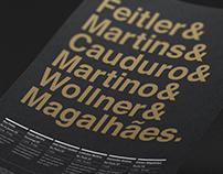 Cartaz Essencial: Designers Brasileiros