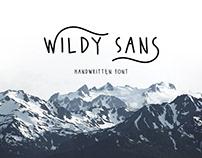 Wildy Sans - FREE FONT