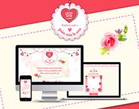 Día de las Madres - Web App
