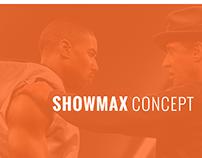 Showmax concept