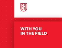 Herculano Rebranding