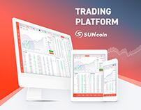 Trading Platform SunCoin