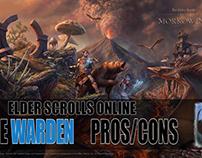 ESO: Warden Pros/Cons