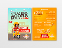 Delivery - Viva La Pizza