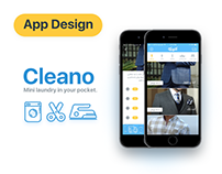 Cleano Application Design
