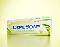 Depilsoap / Rebranding & Packaging Design